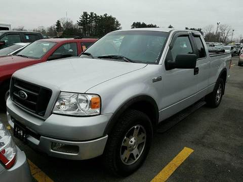 2005 Ford F-150 for sale at Great Lakes Classic Cars in Hilton NY