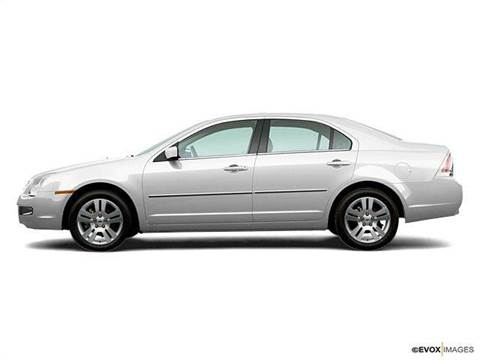 2007 Ford Fusion for sale at Great Lakes Classic Cars & Detail Shop in Hilton NY