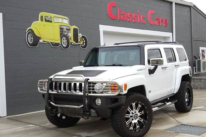 2007 HUMMER H3 for sale at Great Lakes Classic Cars & Detail Shop in Hilton NY