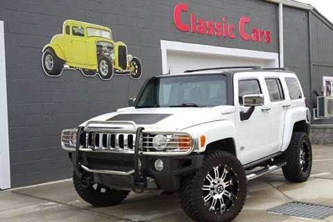 2007 HUMMER H3 for sale at Great Lakes Classic Cars in Hilton NY