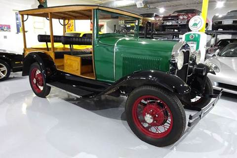 1930 Ford Model A for sale at Great Lakes Classic Cars & Detail Shop in Hilton NY