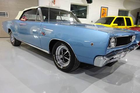 1968 Dodge Coronet for sale at Great Lakes Classic Cars & Detail Shop in Hilton NY