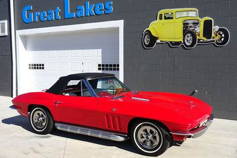 Chevrolet For Sale in Hilton, NY - Great Lakes Classic Cars