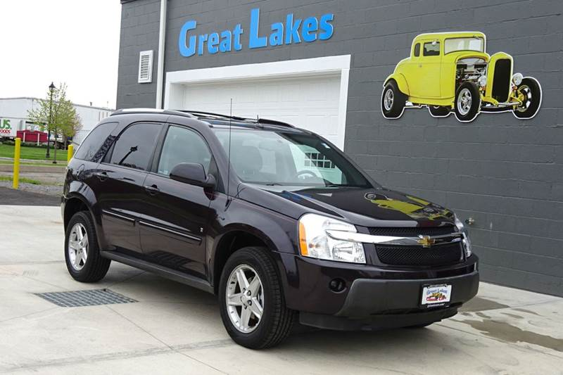 2006 chevrolet equinox lt awd 4dr suv in hilton ny great. Black Bedroom Furniture Sets. Home Design Ideas