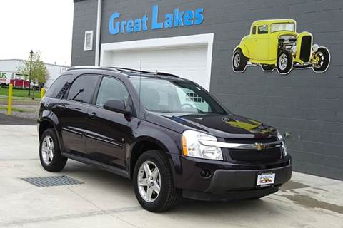 2006 Chevrolet Equinox for sale at Great Lakes Classic Cars in Hilton NY