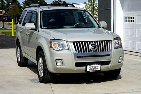 2008 Mercury Mariner for sale at Great Lakes Classic Cars & Detail Shop in Hilton NY