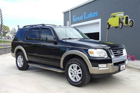 2009 Ford Explorer for sale at Great Lakes Classic Cars & Detail Shop in Hilton NY