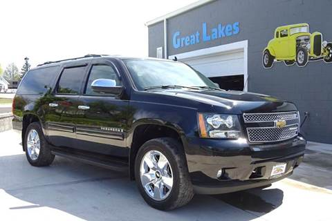2008 Chevrolet Suburban for sale at Great Lakes Classic Cars & Detail Shop in Hilton NY