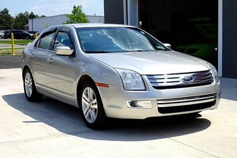 2008 Ford Fusion for sale at Great Lakes Classic Cars & Detail Shop in Hilton NY