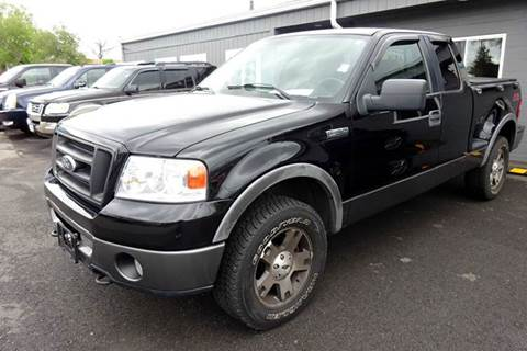 2006 Ford F-150 for sale at Great Lakes Classic Cars in Hilton NY