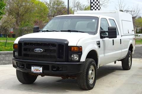 2009 Ford F-350 Super Duty for sale at Great Lakes Classic Cars in Hilton NY