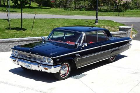 1963 Ford Galaxie 500 for sale at Great Lakes Classic Cars in Hilton NY