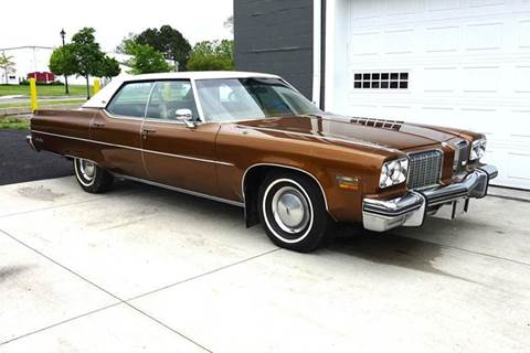 1974 Oldsmobile Ninety-Eight for sale at Great Lakes Classic Cars in Hilton NY
