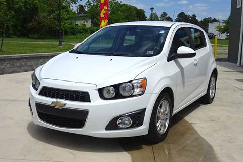 2012 Chevrolet Sonic for sale at Great Lakes Classic Cars in Hilton NY