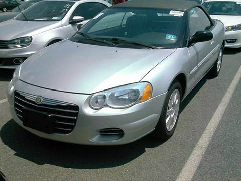 2004 Chrysler Sebring for sale at Great Lakes Classic Cars in Hilton NY