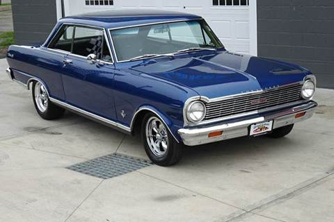 1965 Chevrolet Nova for sale at Great Lakes Classic Cars in Hilton NY
