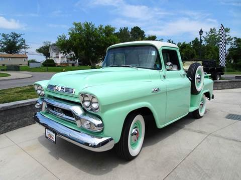 1959 GMC 100 / 101 for sale at Great Lakes Classic Cars in Hilton NY
