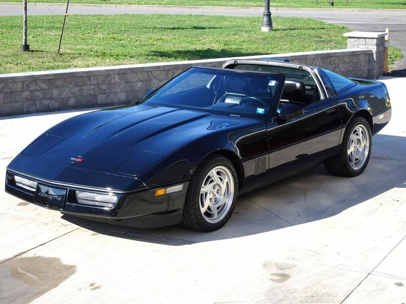 1990 Chevrolet Corvette for sale at Great Lakes Classic Cars & Detail Shop in Hilton NY