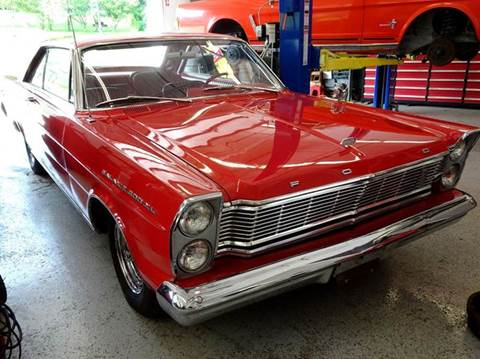 1965 Ford Galaxie 500XL for sale at Great Lakes Classic Cars & Detail Shop in Hilton NY