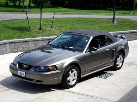 2001 Ford Mustang for sale at Great Lakes Classic Cars in Hilton NY
