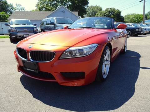 2014 BMW Z4 for sale at Great Lakes Classic Cars in Hilton NY