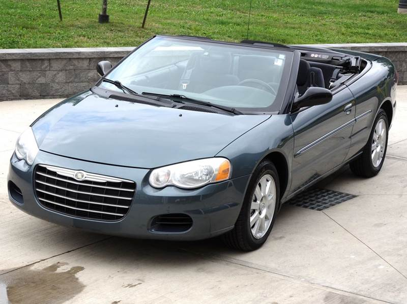 2006 Chrysler Sebring for sale at Great Lakes Classic Cars & Detail Shop in Hilton NY