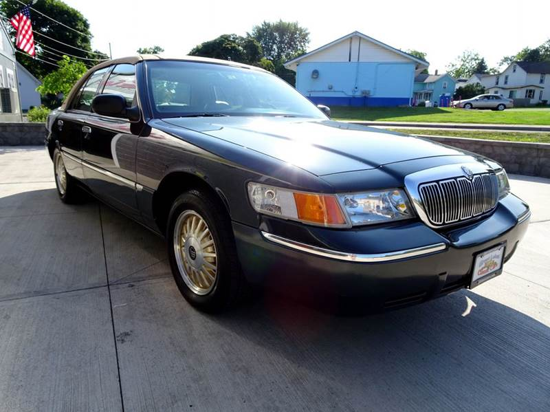 1998 mercury grand marquis ls 4dr sedan in hilton ny. Black Bedroom Furniture Sets. Home Design Ideas