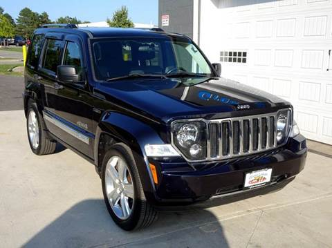 2011 Jeep Liberty for sale at Great Lakes Classic Cars in Hilton NY