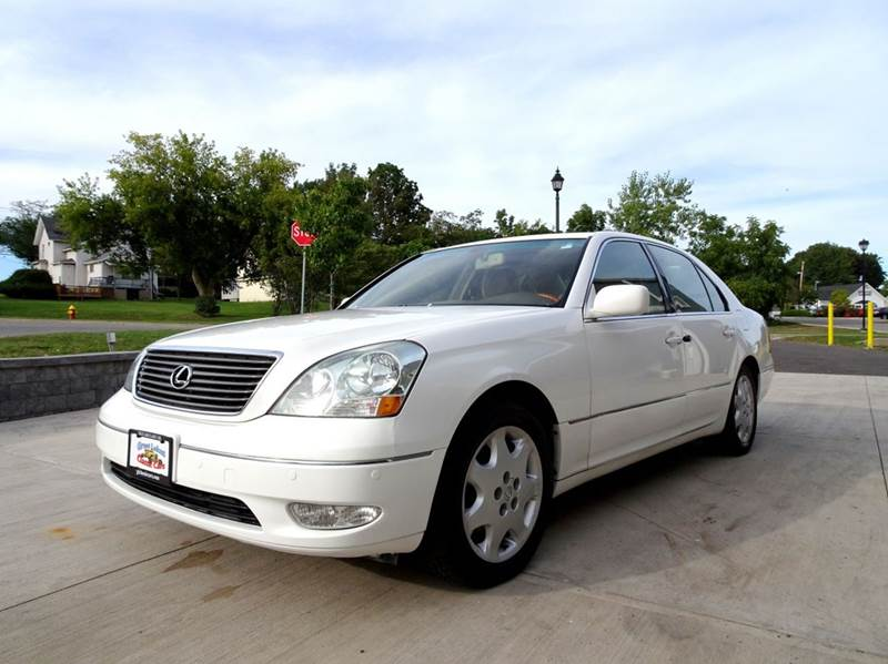 2003 Lexus LS 430 for sale at Great Lakes Classic Cars in Hilton NY