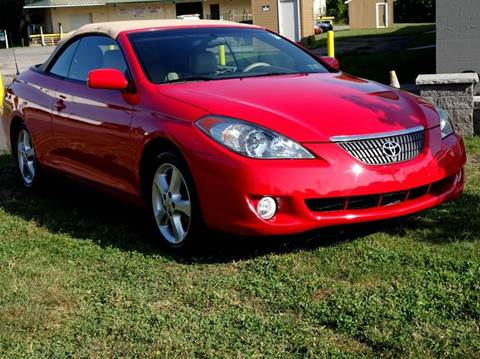 2005 Toyota Camry Solara for sale at Great Lakes Classic Cars & Detail Shop in Hilton NY