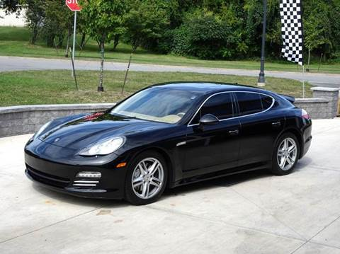 2010 Porsche Panamera for sale at Great Lakes Classic Cars in Hilton NY