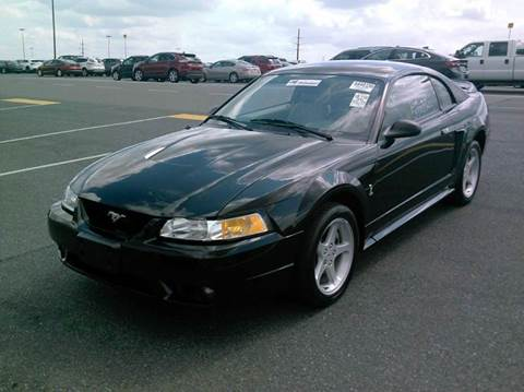 1999 Ford Mustang SVT Cobra for sale at Great Lakes Classic Cars in Hilton NY