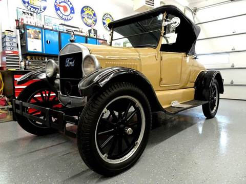 1926 Ford Model T for sale at Great Lakes Classic Cars in Hilton NY