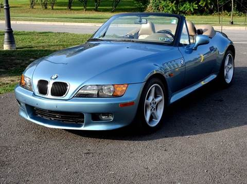 1997 BMW Z3 for sale at Great Lakes Classic Cars in Hilton NY