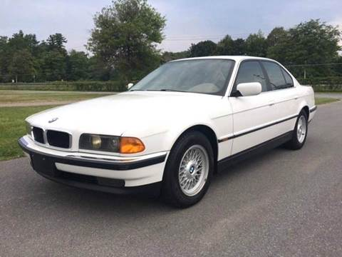 1998 BMW 7 Series for sale at Great Lakes Classic Cars in Hilton NY