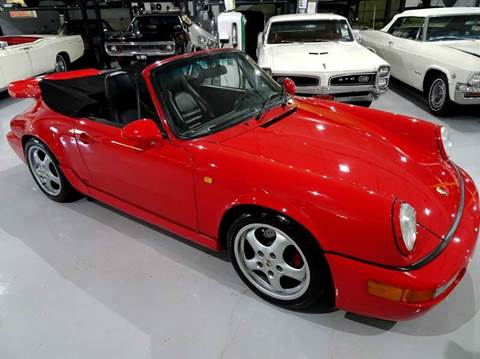 1987 Porsche 911 for sale at Great Lakes Classic Cars in Hilton NY