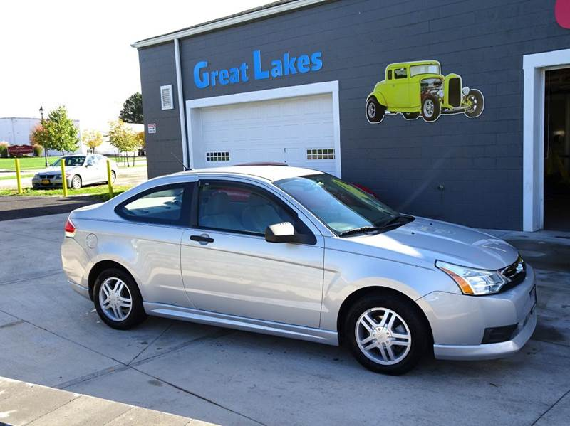 2008 Ford Focus for sale at Great Lakes Classic Cars & Detail Shop in Hilton NY