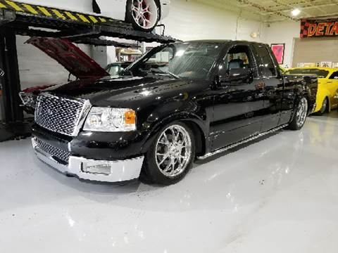 2004 Ford F-150 for sale at Great Lakes Classic Cars in Hilton NY