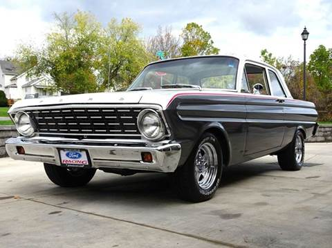 1964 Ford Falcon for sale at Great Lakes Classic Cars & Detail Shop in Hilton NY