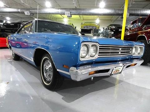 1969 Plymouth Satellite for sale at Great Lakes Classic Cars in Hilton NY