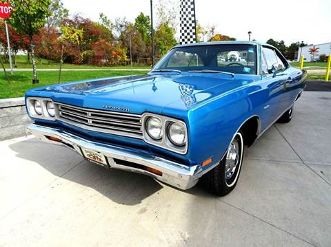 1969 Plymouth Satellite Mod Top In Hilton Ny Great Lakes Classic Cars