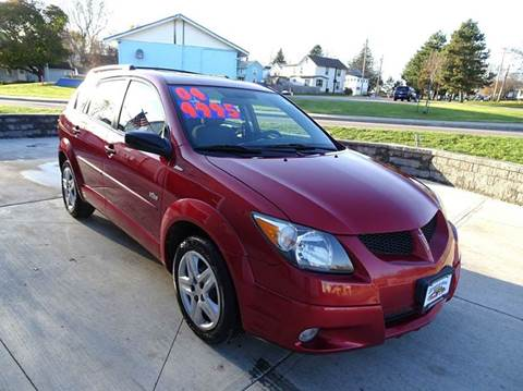 2004 Pontiac Vibe for sale at Great Lakes Classic Cars & Detail Shop in Hilton NY