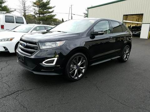 2016 Ford Edge for sale at Great Lakes Classic Cars in Hilton NY