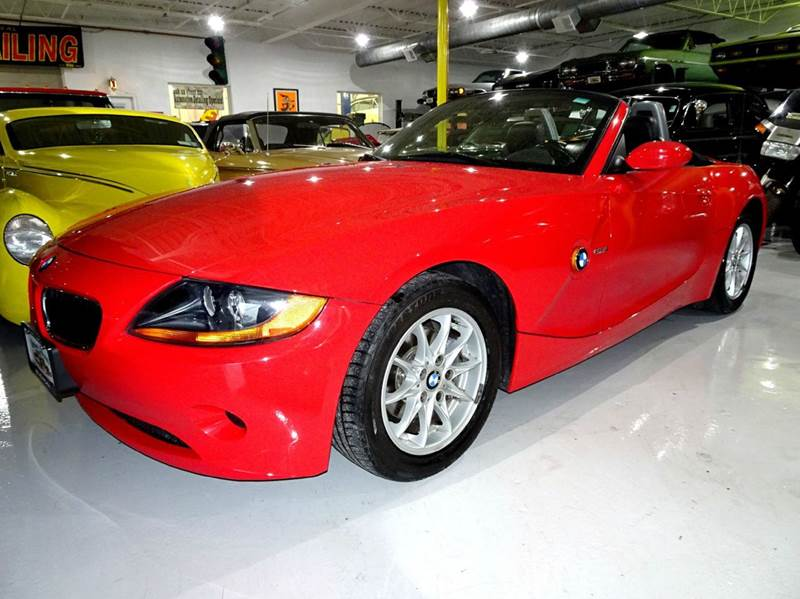 2003 BMW Z4 for sale at Great Lakes Classic Cars & Detail Shop in Hilton NY