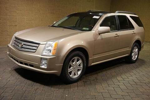 2005 Cadillac SRX for sale at Great Lakes Classic Cars & Detail Shop in Hilton NY