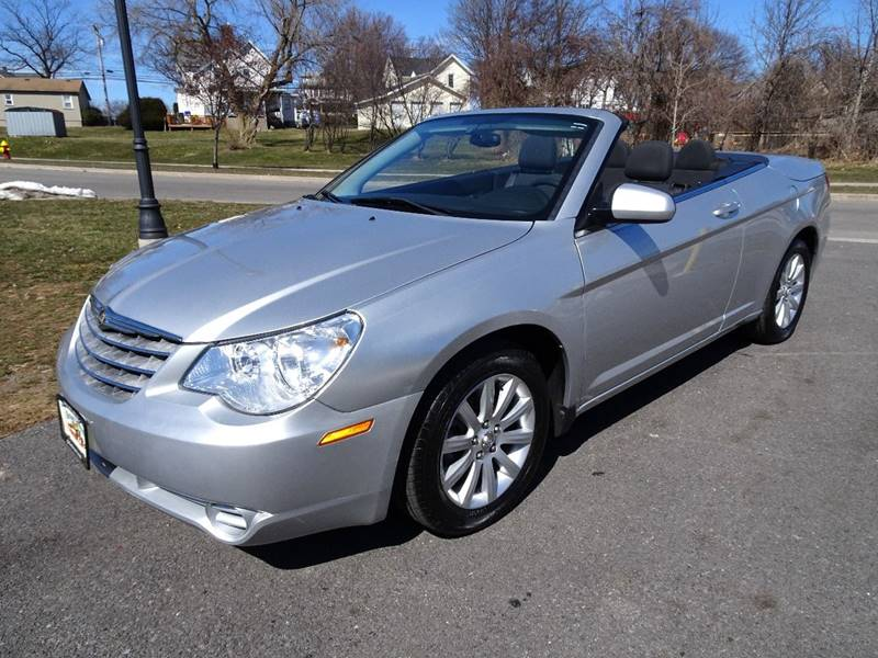 2010 Chrysler Sebring for sale at Great Lakes Classic Cars & Detail Shop in Hilton NY
