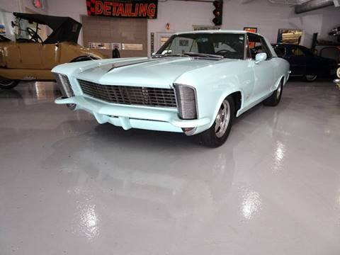 1965 Buick Riviera for sale at Great Lakes Classic Cars & Detail Shop in Hilton NY