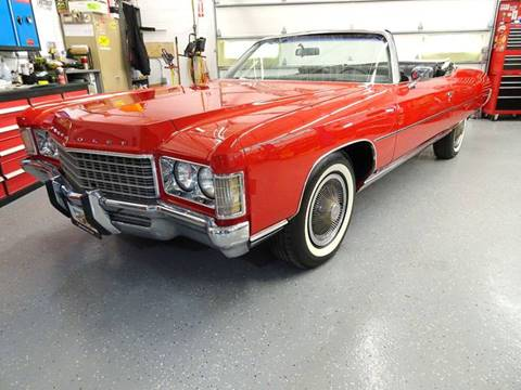 1971 Chevrolet Impala for sale at Great Lakes Classic Cars & Detail Shop in Hilton NY