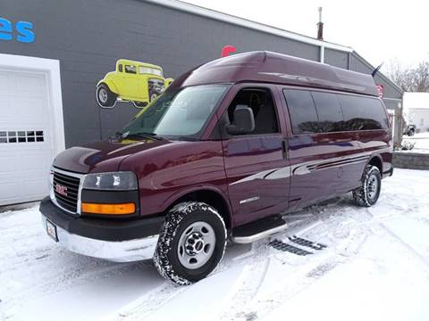 2004 GMC Savana Cargo for sale at Great Lakes Classic Cars & Detail Shop in Hilton NY