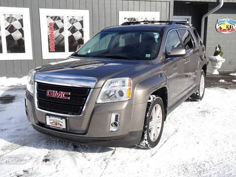 2011 GMC Terrain for sale at Great Lakes Classic Cars in Hilton NY